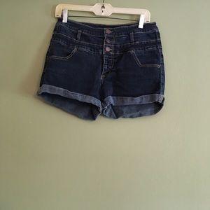 Mossimo women's size 12/waist 31 high rise shorts